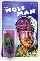 Universal Studios Monsters - ReAction Figure - The Wolf Man