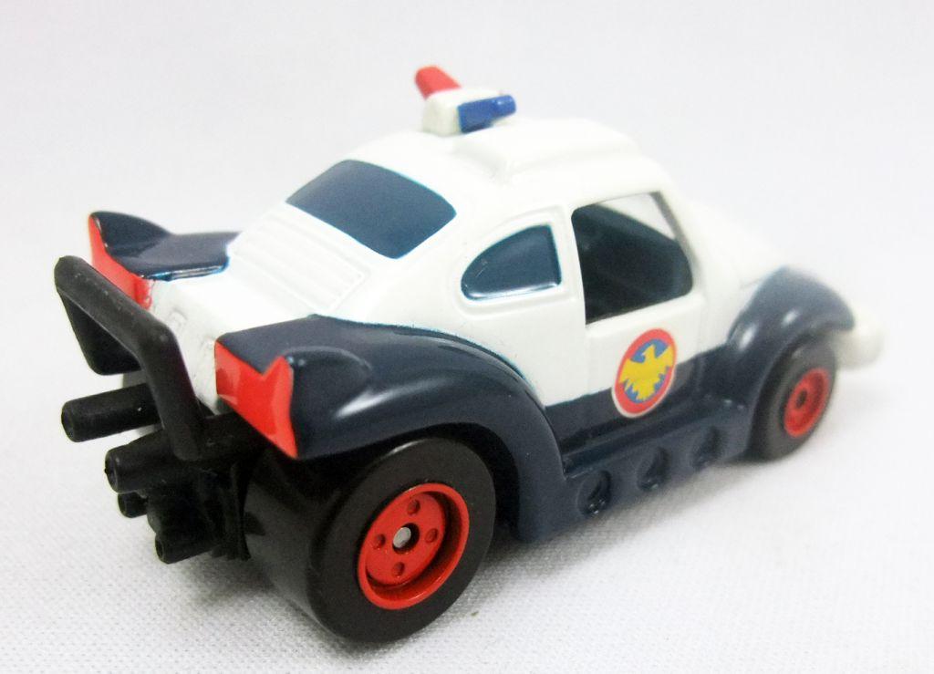Urashiman - Bandai Hot Wheels - Magna Beetle (loose)