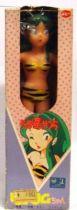 Urusei Yatsura - Set of 2 bendable figures Popy