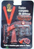 V - Accessories set