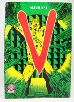 V - Comics Aredit 1985 - Album #2