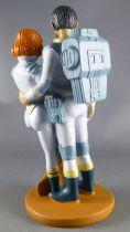 Valerian - Dargaud Resin figures - Valerian & Laureline