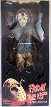 Vendredi 13 : Chapitre Final - Jason Voorhees - Figurine 60cm - NECA