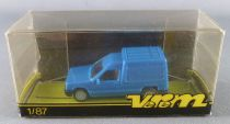 Verem 2001 Ho 1/87 Blue Renault Express Mint in Box