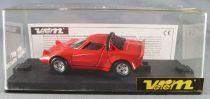 Verem Ref 427 Lancia Stratos Red Mint Box