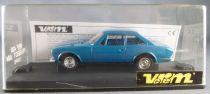 Verem Ref 428 Peugeot 504 Coupe Blue Turquoise Mint Box 1:43