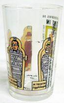 Verre à moutarde Amora Tintin Les Cigares du Pharaon