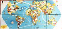 Vespa World Tour - Board Game - Capiepa 1953