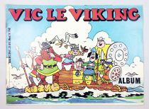 Vic le Viking - Album collecteur de vignettes Americana France Benjamin