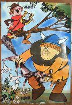 Vic le Viking - Poster n°8 Ulme & Faxe - Comer Lisboa 1976