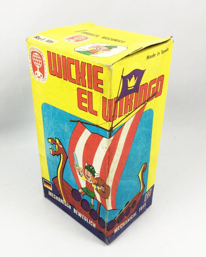 Vic le Viking - Poupée Mécanique - Juguetes Feber S.L.