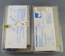 Viessmann 6095 Ho Sncf 2 Double Modern Light Poles with Bulb Mint Box