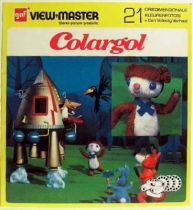 View Master Colargol book Set