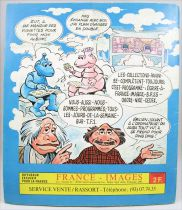Village in the Clouds - Panini Stickers collector book
