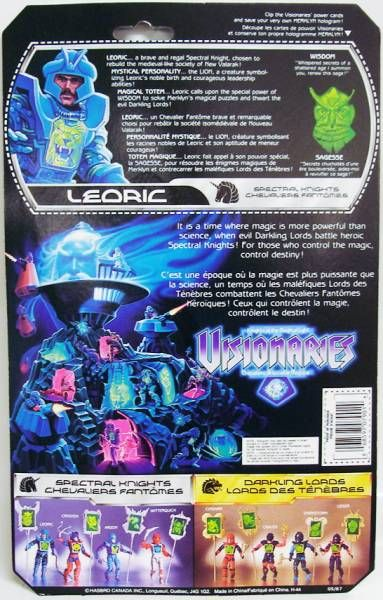 Visionaries - Leoric