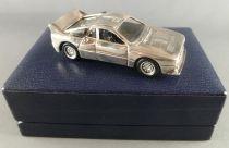 Vitesse Lancia 037 Rally 1983 Plaquage Argent Ed Limitée Neuf en Boite