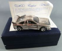 Vitesse Silver Plated 1983 Lancia 037 Rally Limited Edition Mint in Box