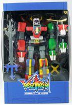 "Voltron - Super7 - Ultimate Voltron Defender of the Universe 7\"" action-figure"