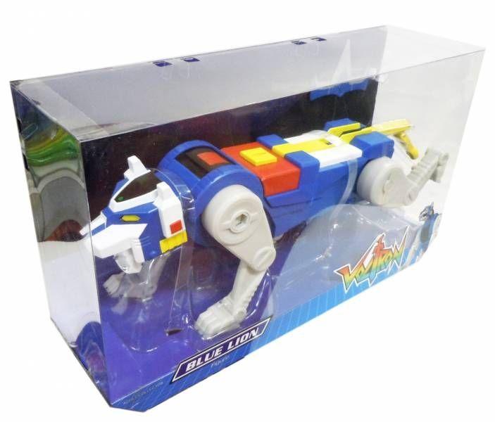 Voltron (GoLion) - Mattel - Blue Lion & Princess Allura