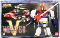 Voltus V - Bandai Soul of Chogokin GX-31 Volt Machines
