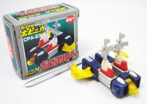 Voltus V - Capsule Popynica - Set of 5 Volt Machines vehicles