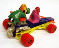 Wacky Races - Corgi - Dick Dastardly\\\'s Racer (loose)