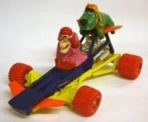 Wacky Races - Corgi - Dick Dastardly\'s Racer (loose)