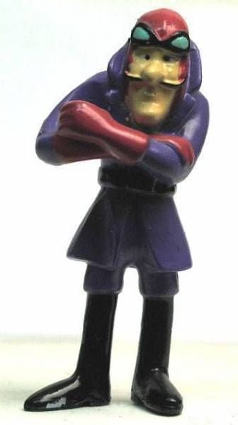 Wacky Races - Dick Dastardly Pencil Holder