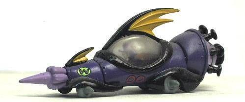 Wacky Races - Gashapon - Dastardly and Muttley in the Mean Machine