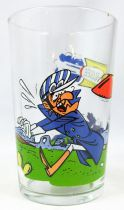 Wacky Races - Mustard Glass - Dastardly and Muttley are pursued by the rocket