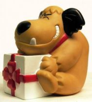 Wacky Races - Muttley Bank & Gift