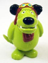 Wacky Races - PVC figure Muttley