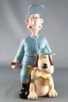 Wallace & Gromit - Bouteille de Bain Moussant - Wallace & Gromit Le Mystère du lapin-garou