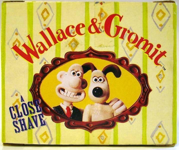 Wallace & Gromit - Vivid - Set of 4 PVC Figures (in baggie)