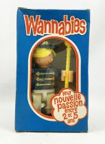 Wannabies - Céji / Gabriel Industries Inc. 1976 - Cheerleader (mint in box)