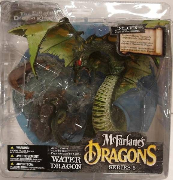 Water Clan Dragon (series 5)
