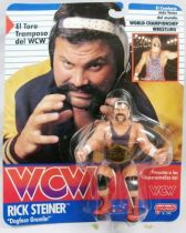 WCW Galoob - Rick Steiner Dogface Gremlin (carte Espagne)