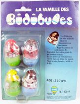 Weebles - Hasbro - Weebles Family set (mint on card)