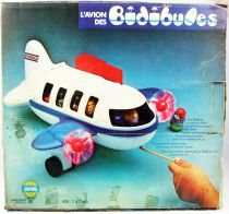 Weebles - Hasbro - Weebles plane (loose with box)