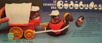 Weebles - Hasbro (Accessorie) - Weebles Covered Wagon (mint in box)