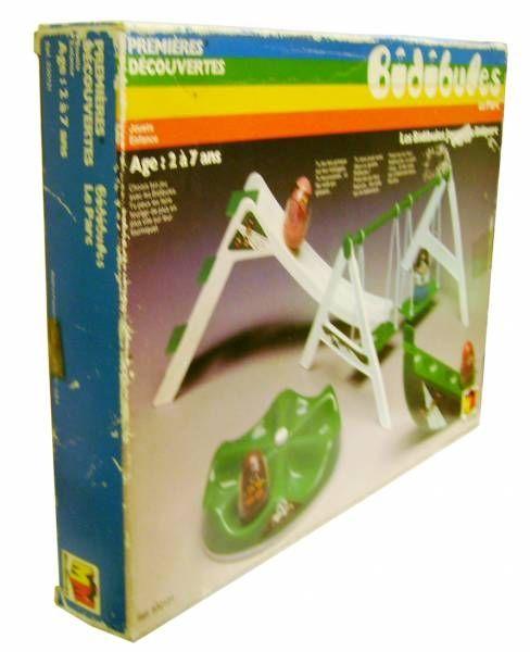 Weebles - Hasbro (Accessorie) - Weebles Garden (mint in box)