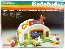 Weebles - Hasbro (Meccano) - Weebles Airport (mint in box)