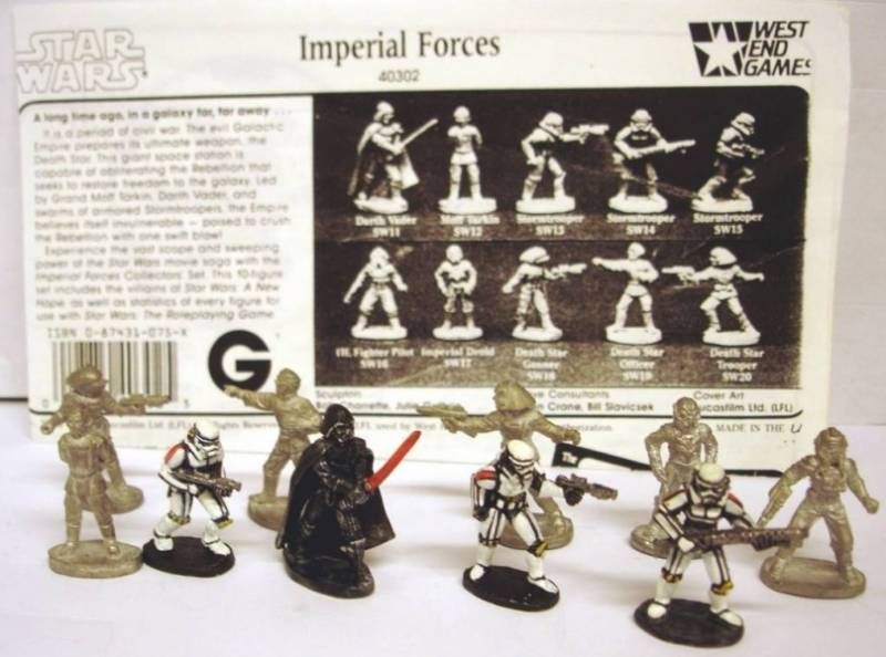 West & Games - Imperial Forces