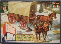 Western series - Frontier Wagon (ref.9483)