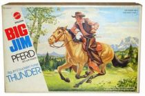 Western series - Mint in  box Buckskin Horse (ref.9400)