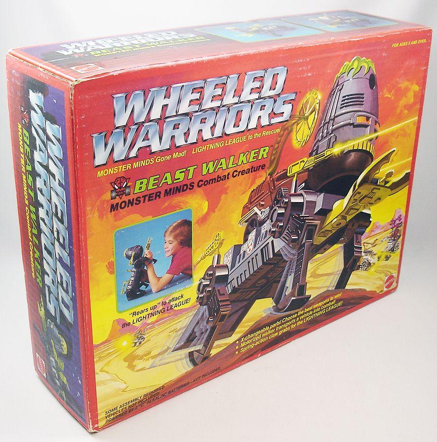 Wheeled Warriors - Monster Mind Beast Walker