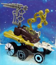 Wheeled Warriors - Monster Mind Gun Grinner (loose)