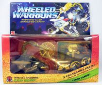 Wheeled Warriors - Monster Mind Saw Boss