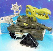 Wheeled Warriors - Monster Mind Terror Tank (loose)