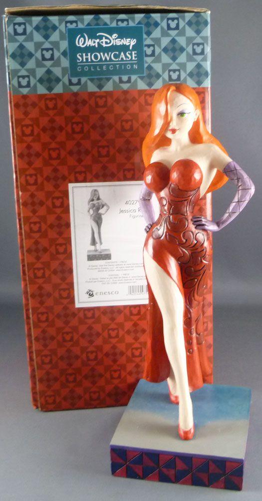 Who Framed Roger Rabbit - Resin Figure 26cm Disney Showcase Traditions 4027948 - Jessica Rabbi
